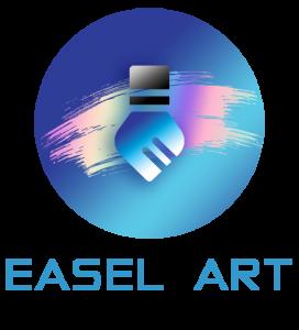 Easel Art Logo